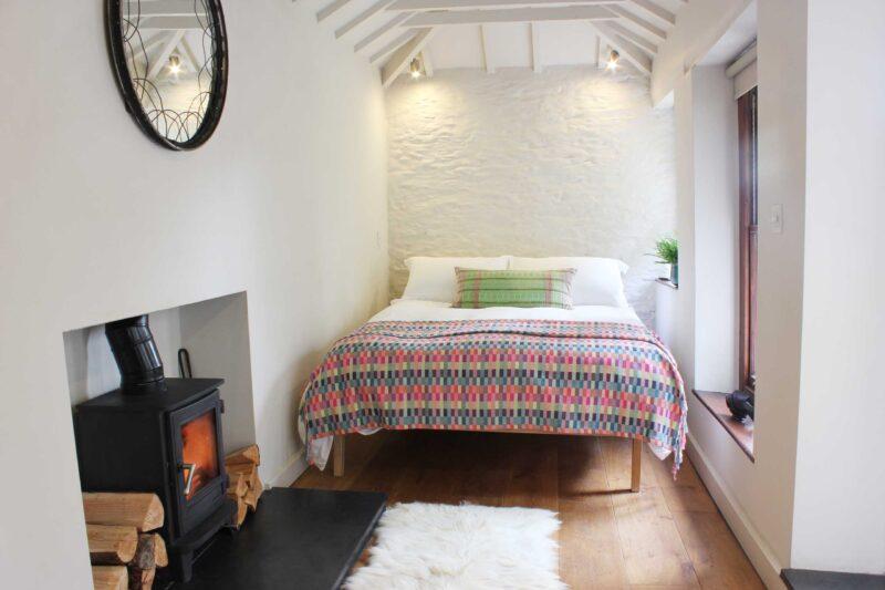 Bothy bedroom