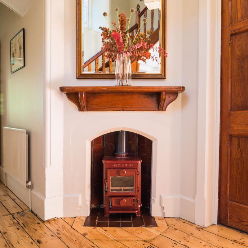 Hall wood burner copy